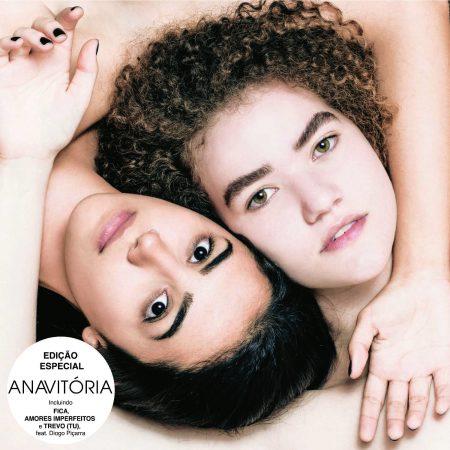 Álbum de estreia do duo Anavitória ganha edição especial em CD, com duas faixas bônus