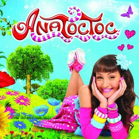 """A personagem infantil Ana Toc Toc estreia o single e o clipe """"Ana Toc Toc"""""""