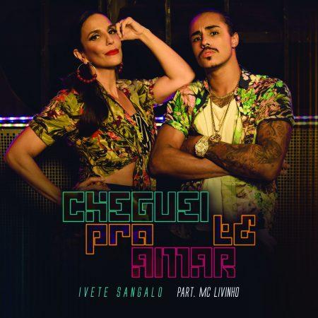 Ivete Sangalo lança novo clipe, em parceria inédita com Mc Livinho
