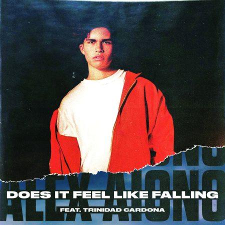 """Assista ao vídeo com a versão acústica de """"Does It Feel Like Falling"""", de Alex Aiono"""