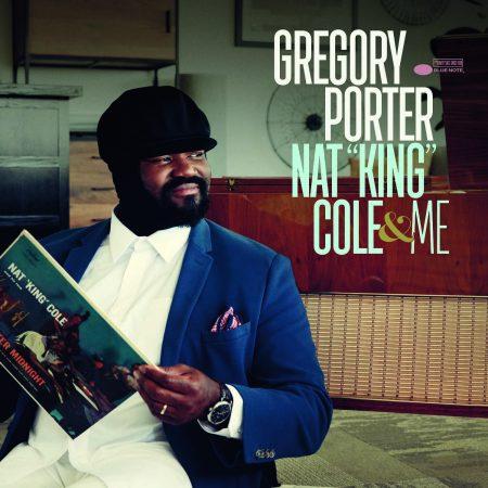 """""""Nat King Cole & Me"""", novo álbum do cantor Gregory Porter, está disponível hoje nas principais plataformas digitais"""
