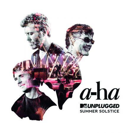 """Os maiores hits do a-ha estão reunidos no """"MTV Unplugged: Summer Solstice"""", já nas lojas"""