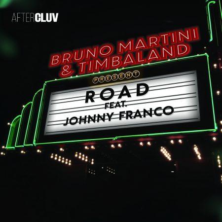 """O DJ e produtor brasileiro Bruno Martini conta com a participação de Timbeland, um dos mais renomados produtores do mundo, para lançar """"Road"""", o seu novo hit. Ouça agora!"""