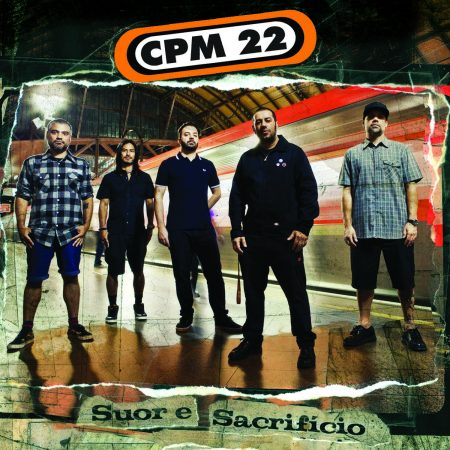 Neste sábado (30), CPM 22 se apresenta pela primeira vez na casa de shows Audio, em São Paulo