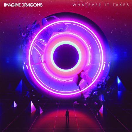 "Imagine Dragons se afogam em vídeo de ""Whatever It Takes"""
