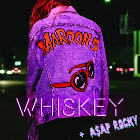 "Maroon 5 lança ""Whiskey"", nova faixa do disco ""Red Pill Blues"""