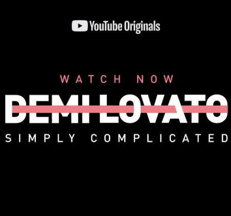 """Documentário sobre a vida de Demi Lovato, """"Simply Complicated"""", é lançado exclusivamente no YouTube!"""
