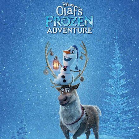 """Chega às lojas de todo o país a trilha sonora de """"Olaf – Uma Aventura Congelante"""", novo curta da Disney®"""