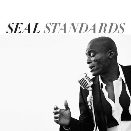 """Seal lança hoje novo álbum, """"Standards"""", com releituras de grandes clássicos da música"""