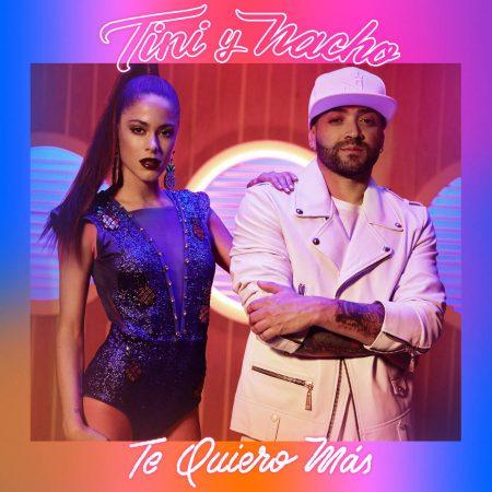 """Depois de grande mistério, Tini lança vídeo de single """"Te Quiero Más"""" em parceria com Nacho"""
