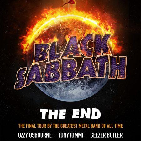 """Direto das telas do cinema, """"The End Of The End"""" se torna álbum de despedida do Black Sabbath"""