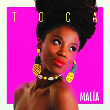 """Toca"" é o novo single e lyric video da cantora e compositora Malía, do coletivo DUTO"