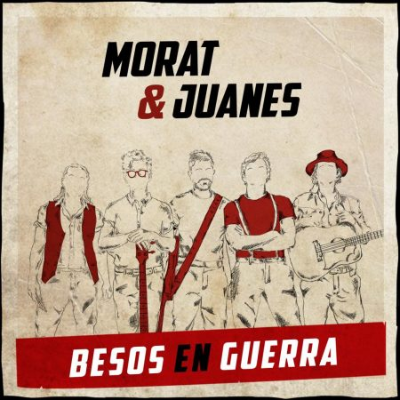 """Conheça a banda Morat e sua parceria em """"Besos En Guerra"""", com a estrela latina Juanes!"""
