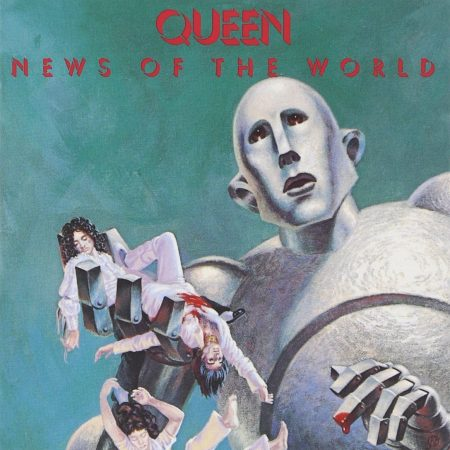 """""""News Of The World"""", do Queen, ganha nova edição com CD duplo, em comemoração aos 40 anos de seu lançamento"""