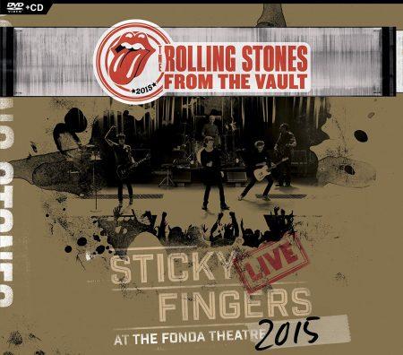 Show dos Rolling Stones chega às prateleiras nos formatos DVD, Blu-ray, CD e LP, além de estar disponível nas plataformas digitais