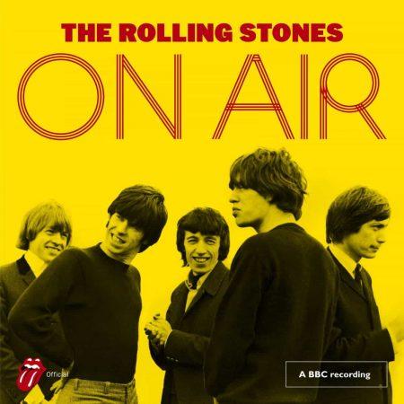 """""""On Air"""", disco com raridades dos Rolling Stones, fica disponível hoje em todas as plataformas digitais"""