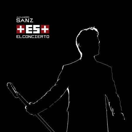 """Chega hoje às plataformas digitais o CD e DVD do show """"+ Es + El Concierto"""", no qual Alejandro Sanz fez história"""