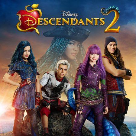 """Disney® acaba de lançar três novas músicas da trilha sonora de """"Descendentes 2"""". Ouça Agora!"""