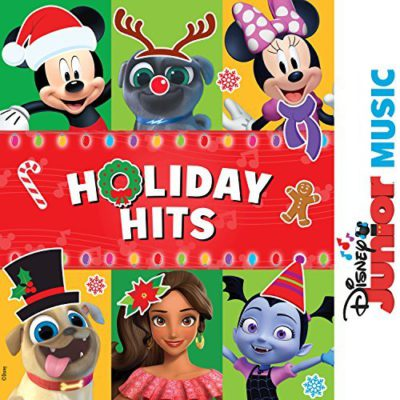"""A Disney® prepara um especial de fim de ano para as crianças, no disco """"Disney Junior – Holiday Hits"""""""