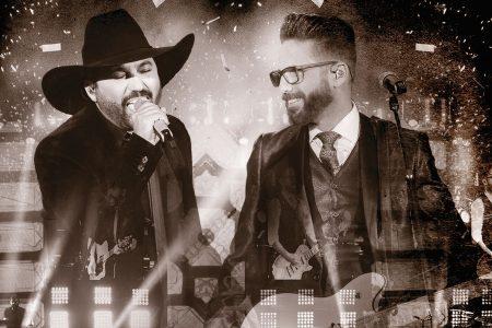 """Gravado ao vivo Goiânia, terra natal da dupla, Edson & Hudson lançam hoje o CD e DVD """"Eu e Você de Novo"""""""