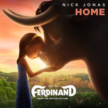"""Assista ao vídeo de """"Home"""", canção de Nick Jonas para a trilha sonora do filme """"O Touro Ferdinando"""""""