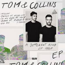 """O maior duo de DJs da América Latina, Tom & Collins, lança seu primeiro EP. Ouça """"A Different Kinf Of High""""!"""