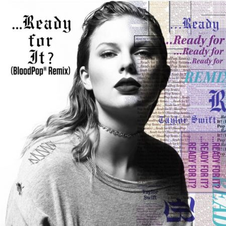 "Assista ao lyric video do remix de ""…Ready For It?"" da Taylor Swift!"