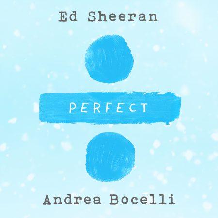 """Andrea Bocelli participa da nova versão de """"Perfect"""", de Ed Sheeran"""