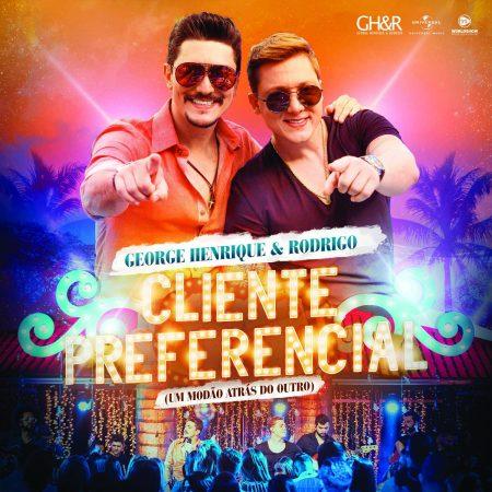 """George Henrique & Rodrigo lançam o single e o clipe de """"Cliente Preferencial (Um Modão Atrás do Outro)"""""""