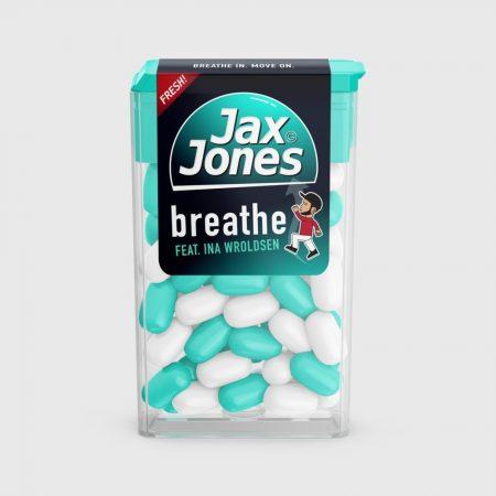 "Jax Jones lança vídeo incrível de ""Breathe"", parceria com Ina Wroldsen"