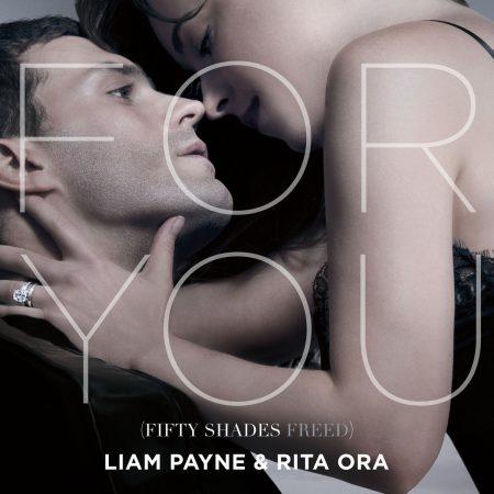 """Liam Payne e Rita Ora lançam """"For You"""", canção tema do filme """"Cinquenta Tons de Liberdade"""""""
