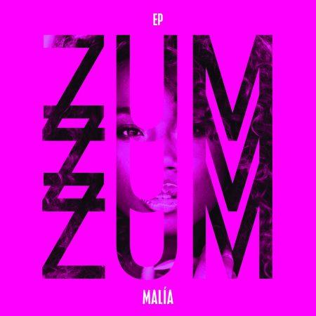 """Malía lança hoje seu primeiro EP, """"Zum Zum Zum"""", e o clipe da música """"Auto-Retrato"""", em todas as plataformas digitais"""