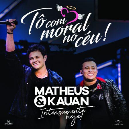 """Matheus & Kauan lançam música do novo trabalho. Confira """"Tô com Moral no Céu"""""""