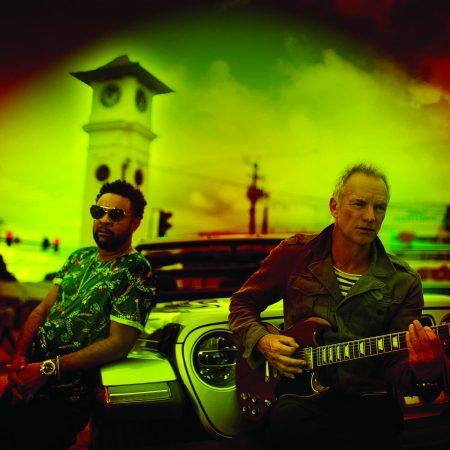 """Sting lança """"Don't Make Me Wait"""", nova canção gravada na jamaica com Shaggy"""