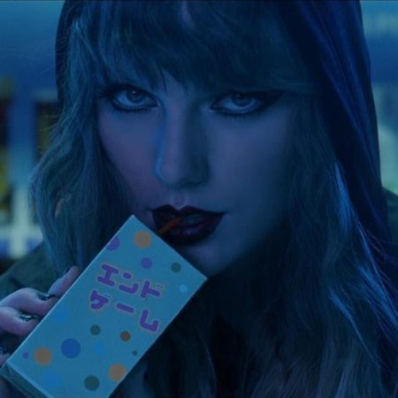 "Taylor Swift mostra bastidores do vídeo de ""End Game"""