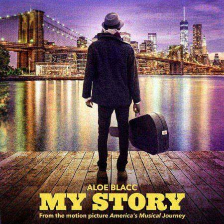 """Ouça """"My Story"""", nova canção de Aloe Blacc, que está na trilha sonora de America's Musical Journey"""
