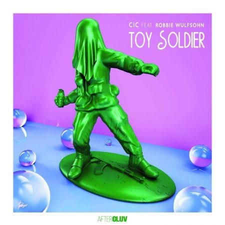 """CIC lança hoje o single e vídeo de """"Toy Soldier"""", com a participação de Robbie Wulfsohn"""