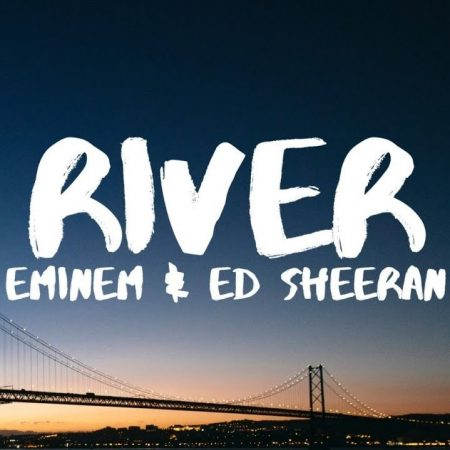 "Confira o vídeo de ""River"", parceria entre Eminem e Ed Sheeran"