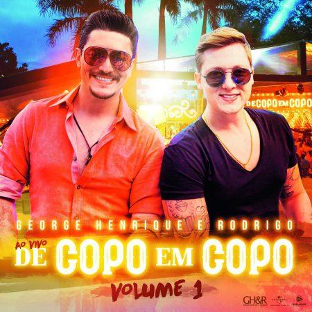 """""""De Copo em Copo – Vol 1"""", o novo EP da dupla George Henrique & Rodrigo, é lançado nas plataformas digitais"""