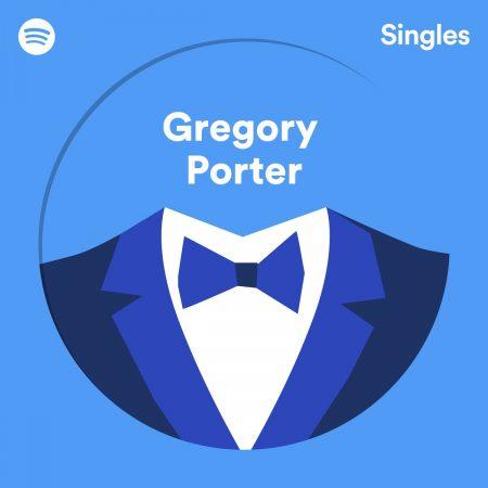 """Gregory Porter mostra seus covers especiais de """"L-O-V-E"""", de Nat King, e """"Blackbird"""" dos Beatles, em Spotify Singles"""