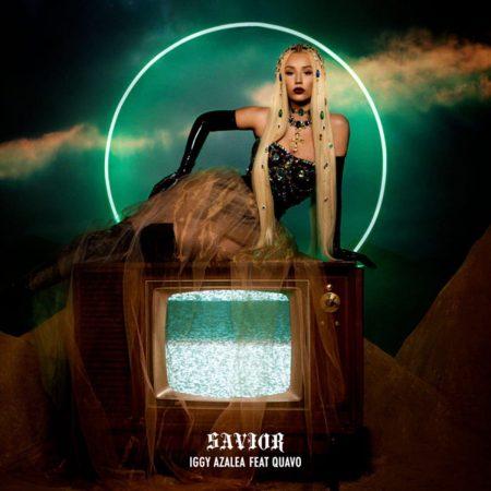 """Confira a nova canção de Iggy Azalea, """"Savior"""", em parceria com rapper Quavo"""
