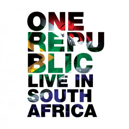 """Já está disponível nas plataformas digitais o DVD """"Live In South Africa"""", da banda OneRepublic"""