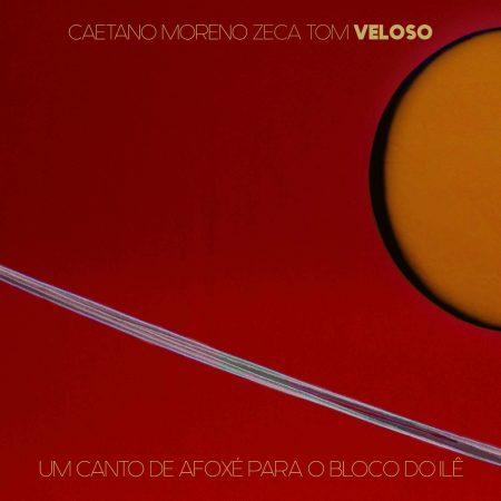 Caetano, Moreno, Zeca e Tom Veloso adiantam mais uma música do DVD em família