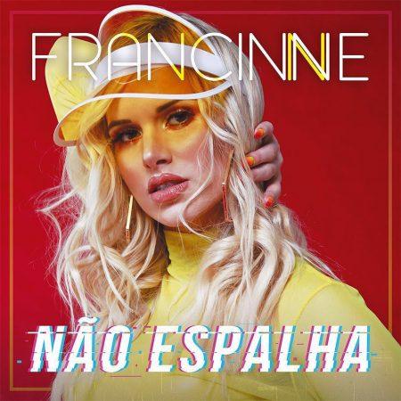 """La Rubia Francinne lança o single e o lyric video de """"Não Espalha"""""""