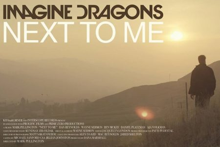 "Imagine Dragons divulga o vídeo de ""Next to Me"", com a direção de Mark Pellington"