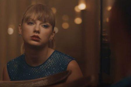 "Taylor Swift divulga seu novo vídeo, ""Delicate"""