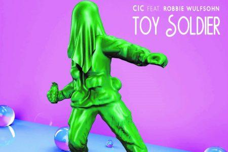 "DJ CIC lança hoje EP com quatro versões remix de ""Toy Soldier"""