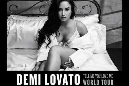Demi Lovato anuncia novas datas de apresentações no Brasil