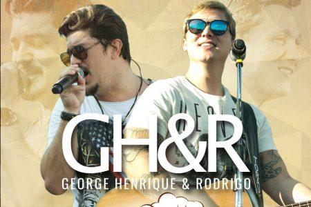 """Novo álbum da dupla George Henrique & Rodrigo, """"De Copo em Copo"""", chega hoje em todas as plataformas digitais"""