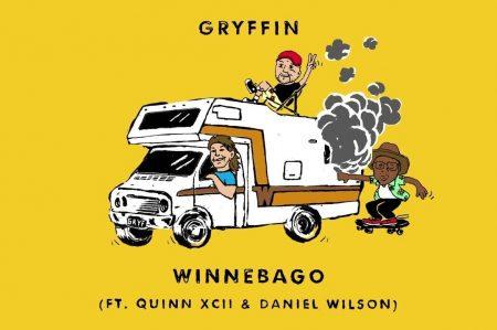 "Gryffin divulga ""Winnebago"", em parceria com Quinn XCII & Daniel Wilson"